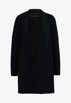 VMTASTY FULLNEEDLE COATIGAN - Vest - black