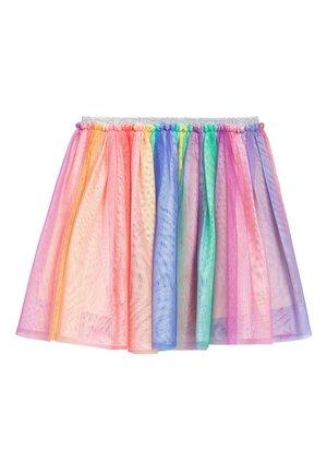 MULTI RAINBOW TUTU (3MTHS-8YRS) - Áčková sukně - pink