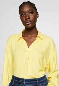 TOM TAILOR - BLOUSECASUAL LOOK - Blůza - jasmine yellow - 3