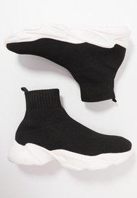 Bianco - BIACASE - High-top trainers - black - 3