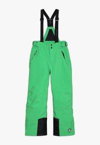 Killtec - GAUROR UNISEX - Zimní kalhoty - grün - 0