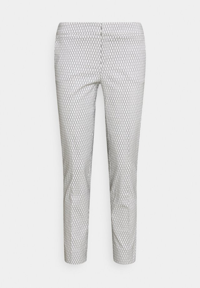 TROUSERS CHINO HONEY - Bukse - print