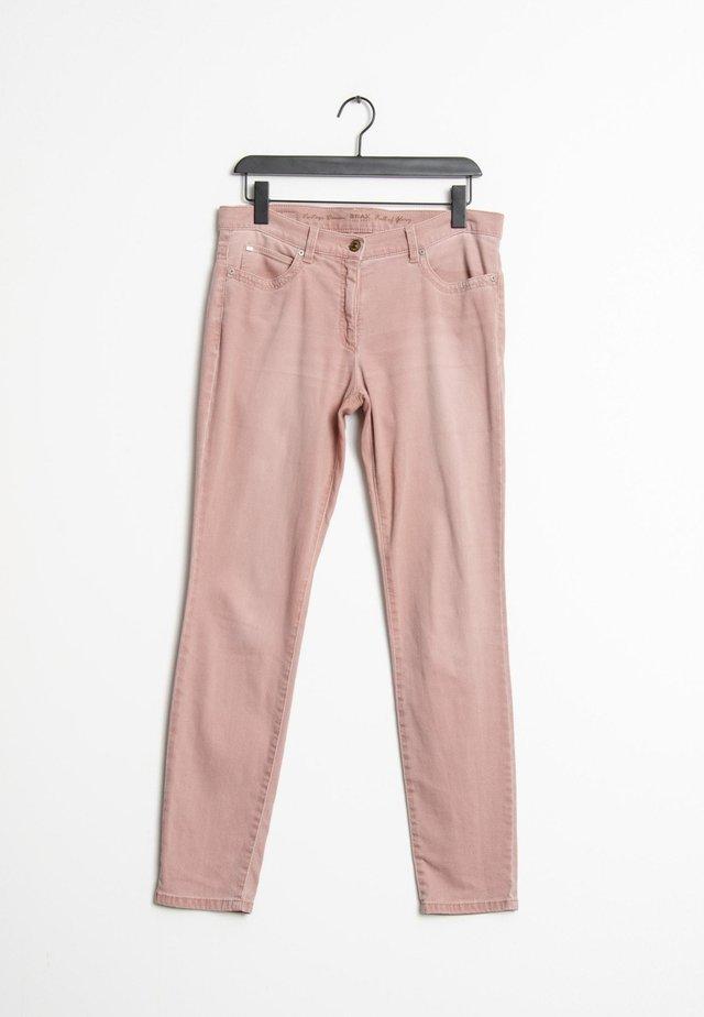 Jean droit - pink