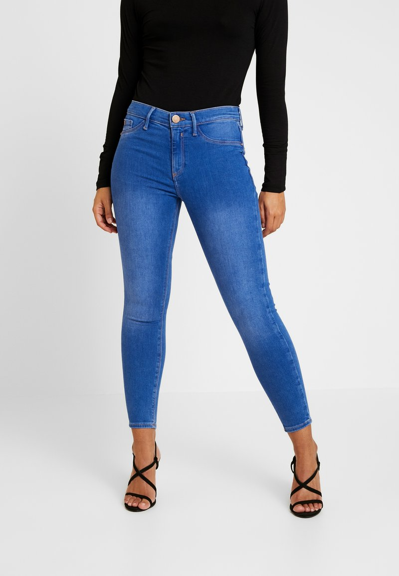 River Island Petite - MOLLY SLEIGH - Jeans Skinny Fit - mid auth