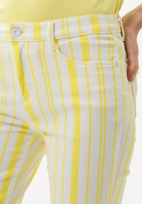 BRAX - STYLE SHAKIRA S - Jeans Skinny Fit - clean yellow - 3