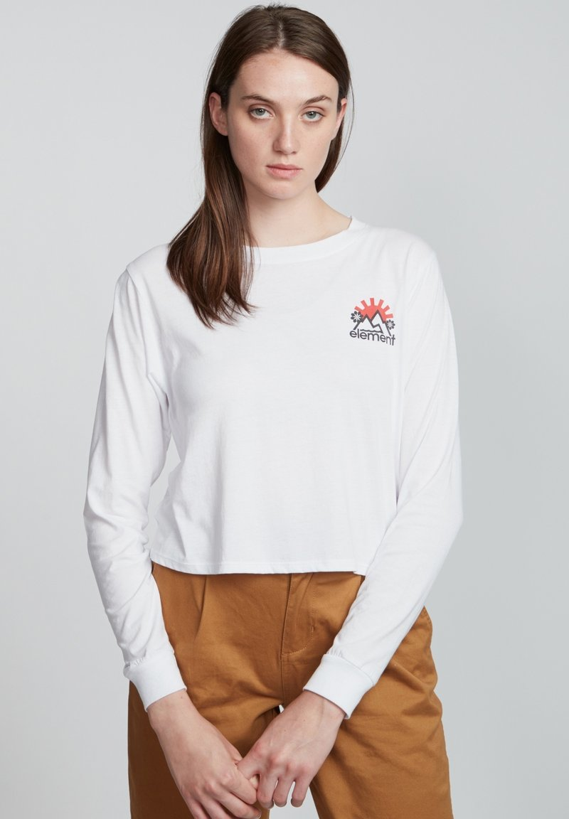 Element - Sweater - white