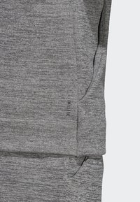 adidas Performance - adidas Z.N.E. Fast Release Hoodie - Fleecejas - grey - 5