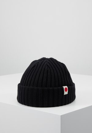 JACRDD SHORT BEANIE - Berretto - black