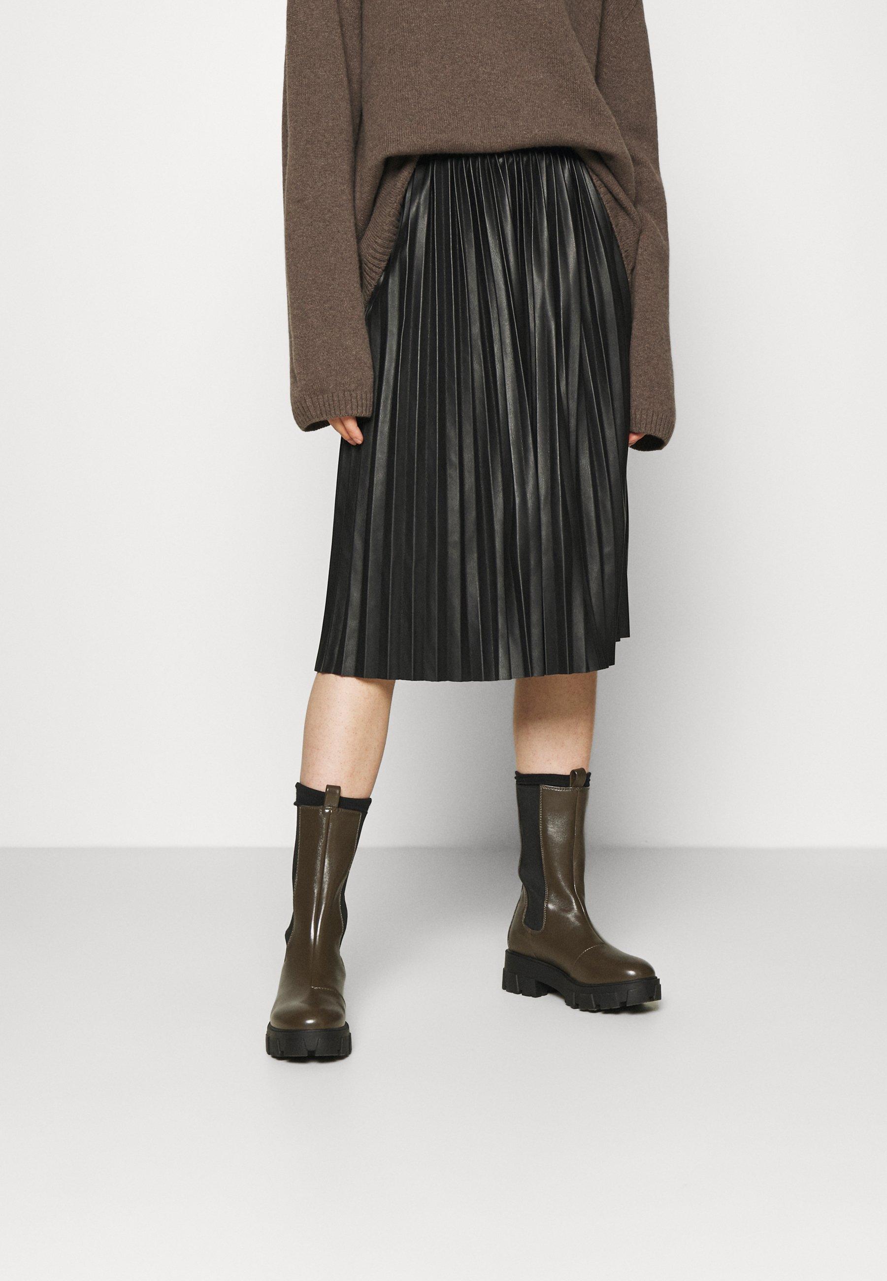 Women NMHILL - Pleated skirt