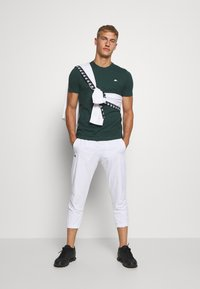 Kappa - HAUKE TEE - Basic T-shirt - ponderosa pine - 1