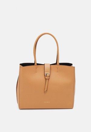 ALBA - Shopping bags - almond