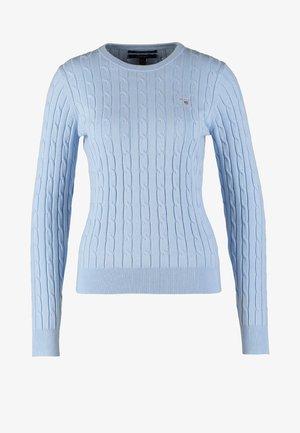 CABLE CREW - Jumper - hamptons blue