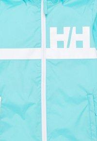 Helly Hansen - ACTIVE RAIN UNISEX - Waterproof jacket - capri - 3