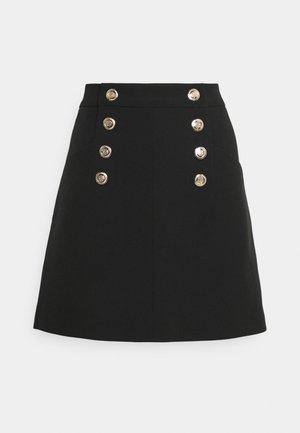 JORY - A-line skirt - noir