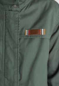 Roxy - FREEDOM FALL - Summer jacket - duck green - 3