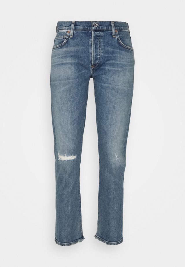 EMERSON - Jeans a sigaretta - cadence