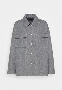 VMVERODONAVITA JACKET - Summer jacket - light grey melange