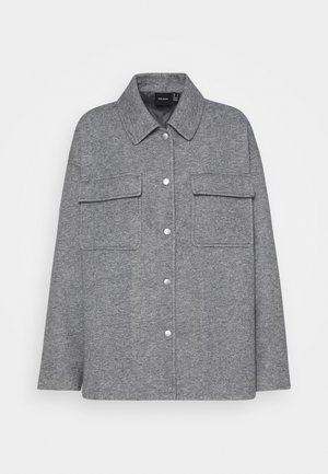 VMVERODONAVITA JACKET - Lehká bunda - light grey melange