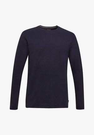 LONG SLEEVE - Camiseta de manga larga - navy