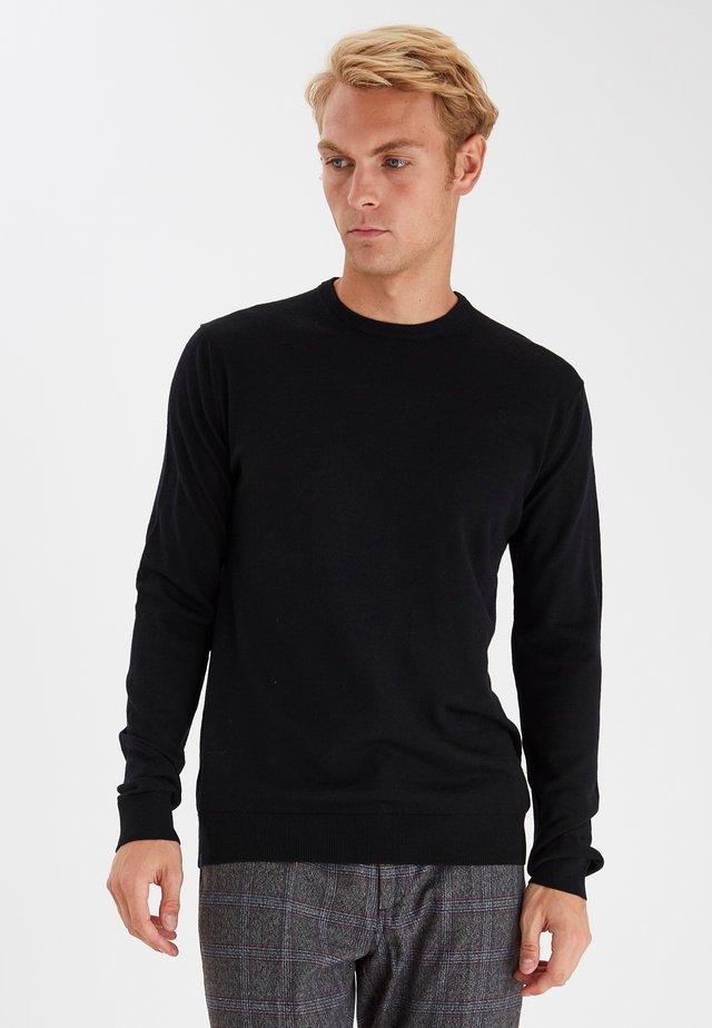STEFFAN  - Jersey de punto - black