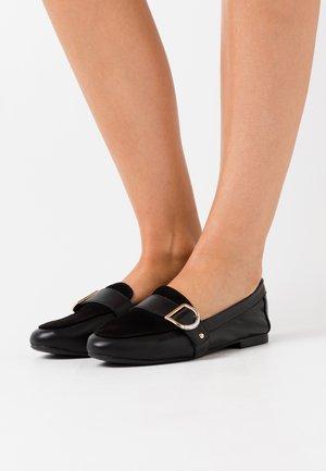 GRAYSY  - Slip-ons - black