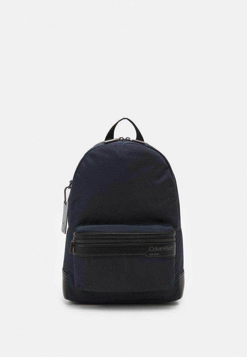 Calvin Klein - CAMPUS UNISEX - Batoh - blue