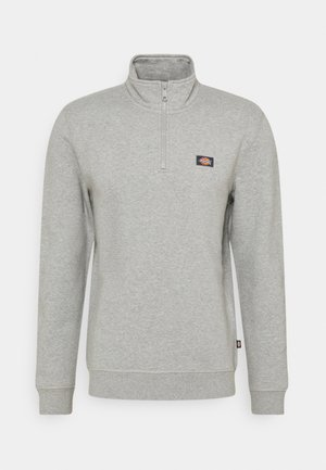 OAKPORT QUARTER ZIP - Sweatshirt - grey melange