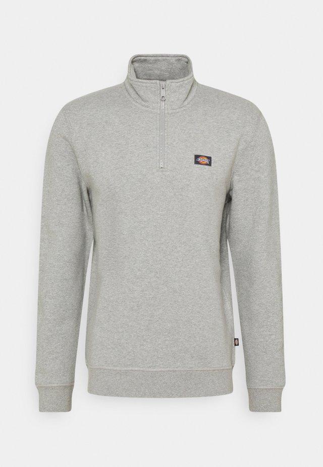 OAKPORT QUARTER ZIP - Sweatshirt - grey melange