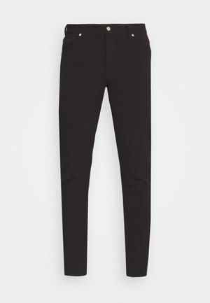 SUNDAY TROUSERS - Trousers - black