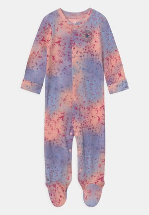 ALL OVER PRINT COVERALL - Jumpsuit - storm pink