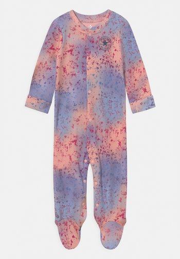 ALL OVER PRINT COVERALL - Kombinezon - storm pink