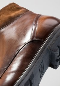 Giorgio 1958 - Lace-up ankle boots - cognac - 5