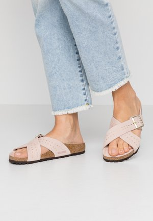 SIENA - Pantuflas - light rose