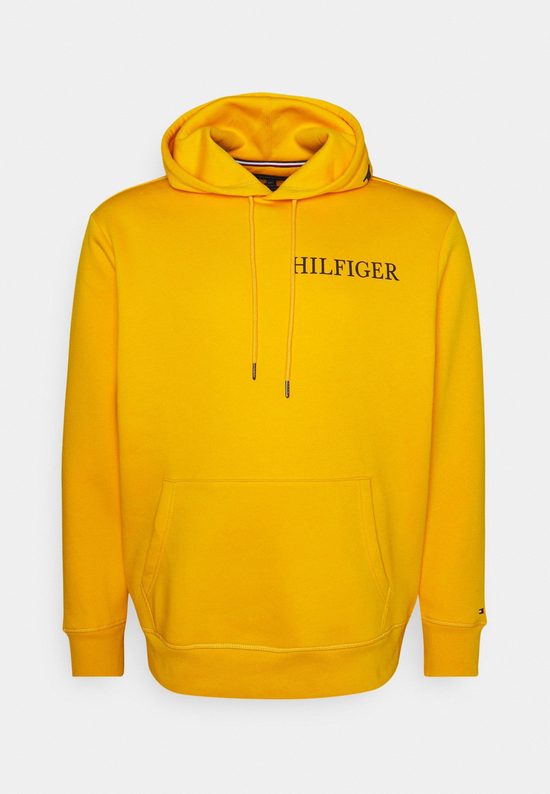 Men LOGO HOOD HOODY - Sweatshirt