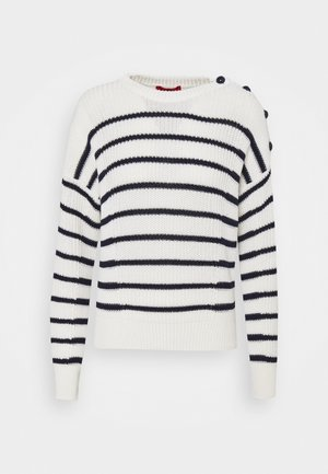 COTTURA - Jumper - white