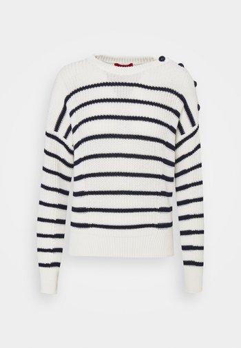 COTTURA - Pullover - white