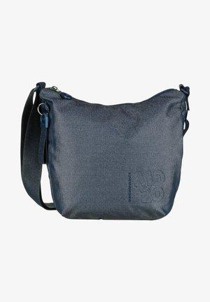 LUX BIG HOBO - Across body bag - navy