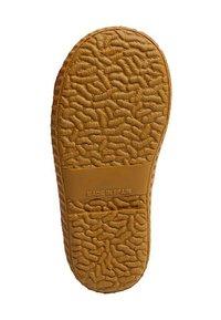 Mango - DANIEL - Baby shoes - bräunliches orange - 4