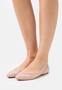 Even&Odd - Ballet pumps - light pink - 0