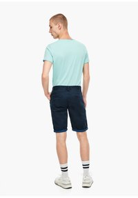 QS by s.Oliver - Shorts - marine - 2