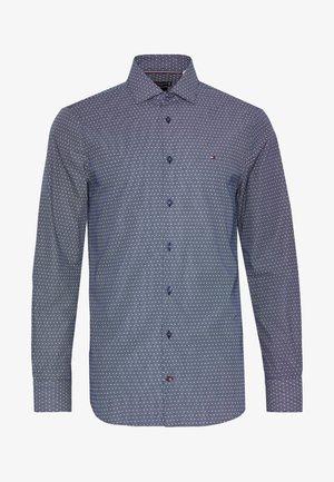 DOT PRINT CLASSIC SLIM - Formal shirt - blue