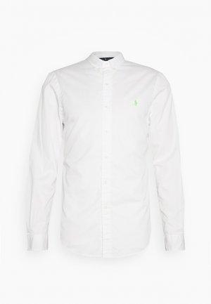 CHINO - Camicia - white