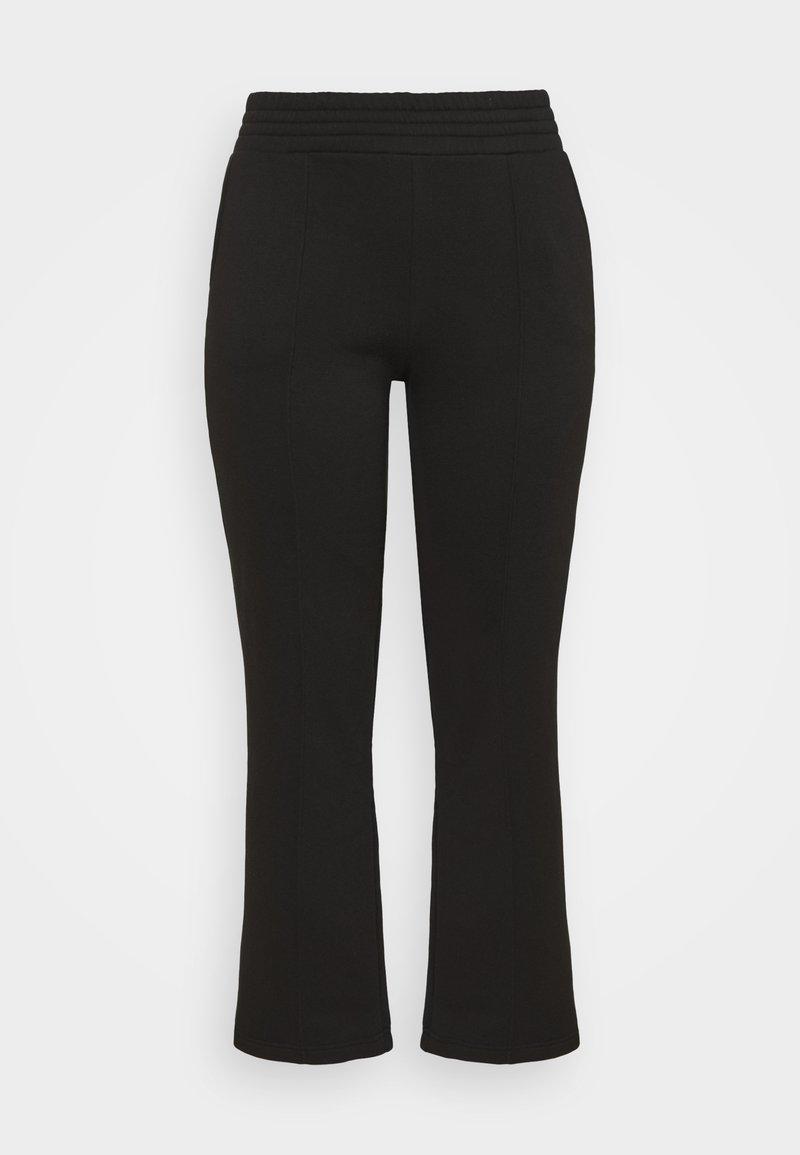 Pieces Curve - PCCHILLI PANTS - Trousers - black