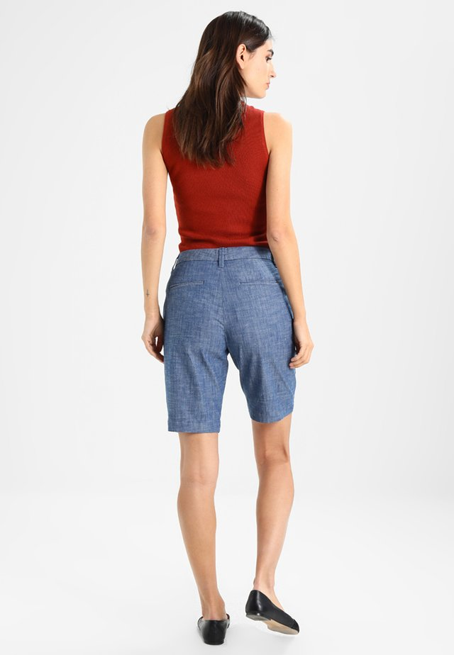 BERMUDA - Shorts - medium indigo