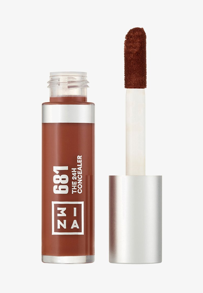 3ina - THE 24H CONCEALER - Concealer - 681 coffee