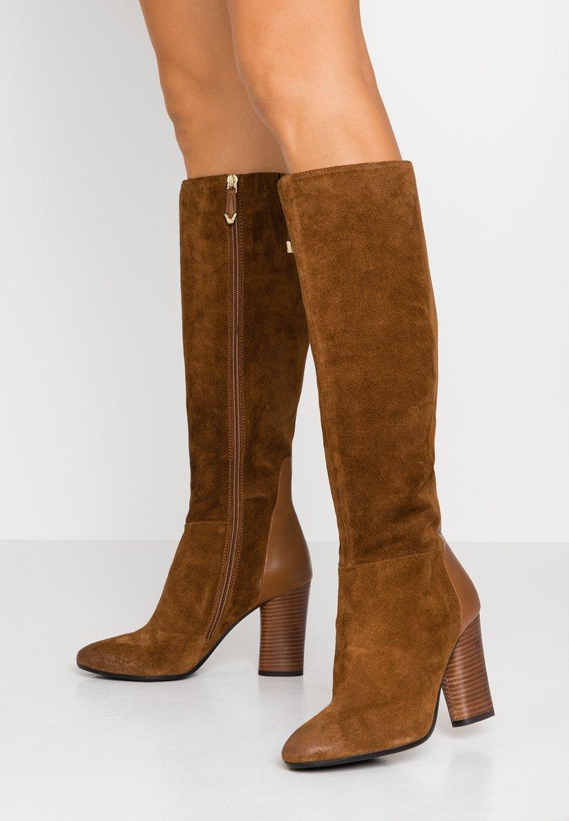Bruno Premi - High heeled boots - rovere