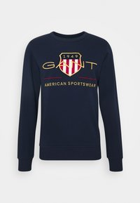 GANT - ARCHIVE SHIELD  - Sweatshirt - evening blue - 4