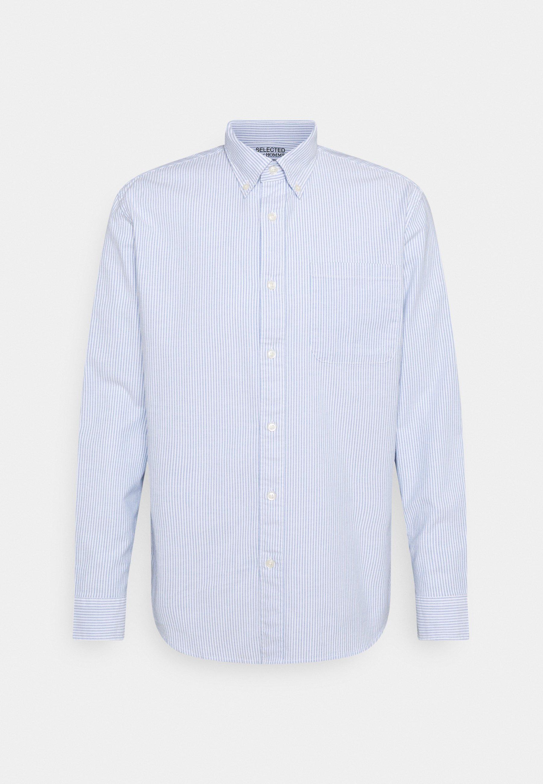 Uomo SLHREGRICK FLEX - Camicia