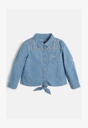 Camisa - blau