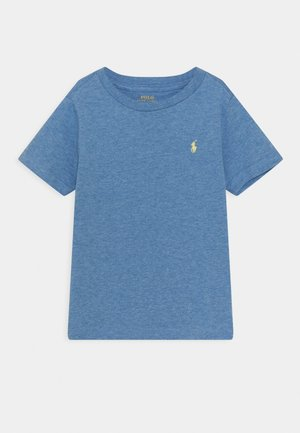Basic T-shirt - soft royal heather